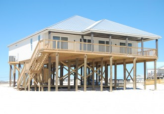 New Construction Directly on the Gulf!
